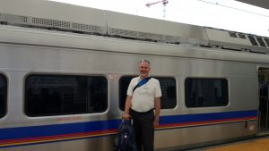 Arriving in Denver Union Station! -- Picture Bernd Mohr