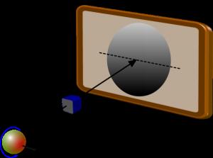 Polarisationsmessung - oben-unten Asymmetrie (Bild: VH)