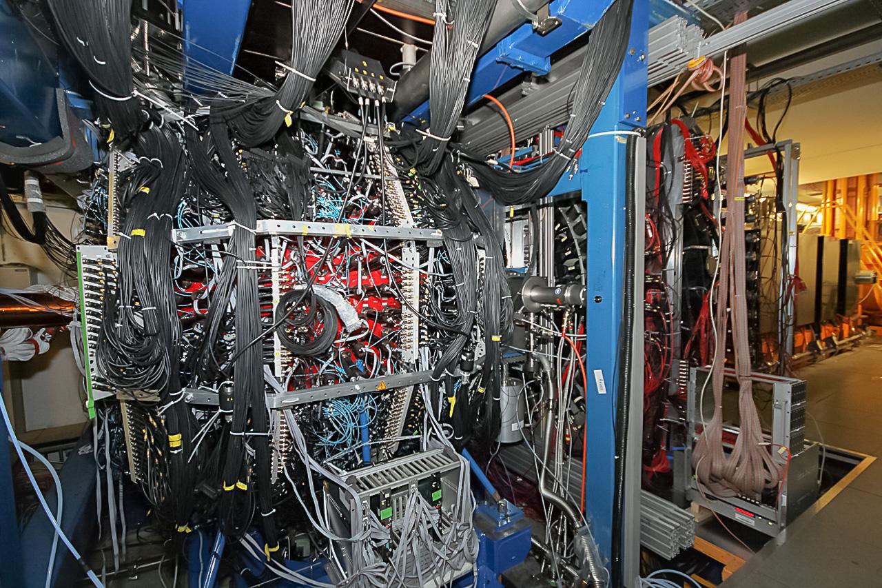 WASA Detektor 2006-2015 (Bild: A.Kupsc / WASA Kollaboration)