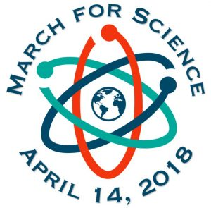 March for Sciencxe April 14, 2018